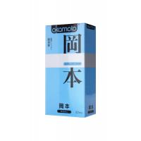 Презервативы с двойной смазкой «Okamoto Skinless №10»
