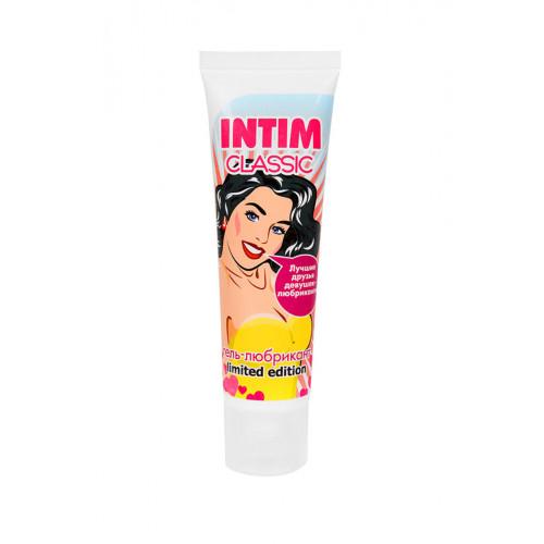 Гель-лубрикант «Intim Cassic limited Edition»